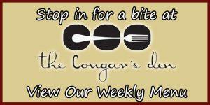 Cougars Den Button